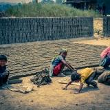 Nepal - Children working