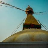 Nepal - Kathmandu - The Stupa At Bodhnath