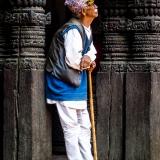 Nepal - Old Man