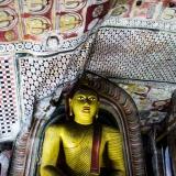 Sri Lanka - Dambulla Buddhas