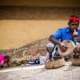 Sri Lanka - Snake charmer