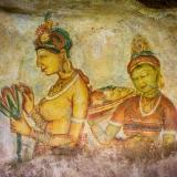 Sri Lanka - The Sigiriya Ladies 3