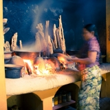 Sri Lanka - Traditional cooking