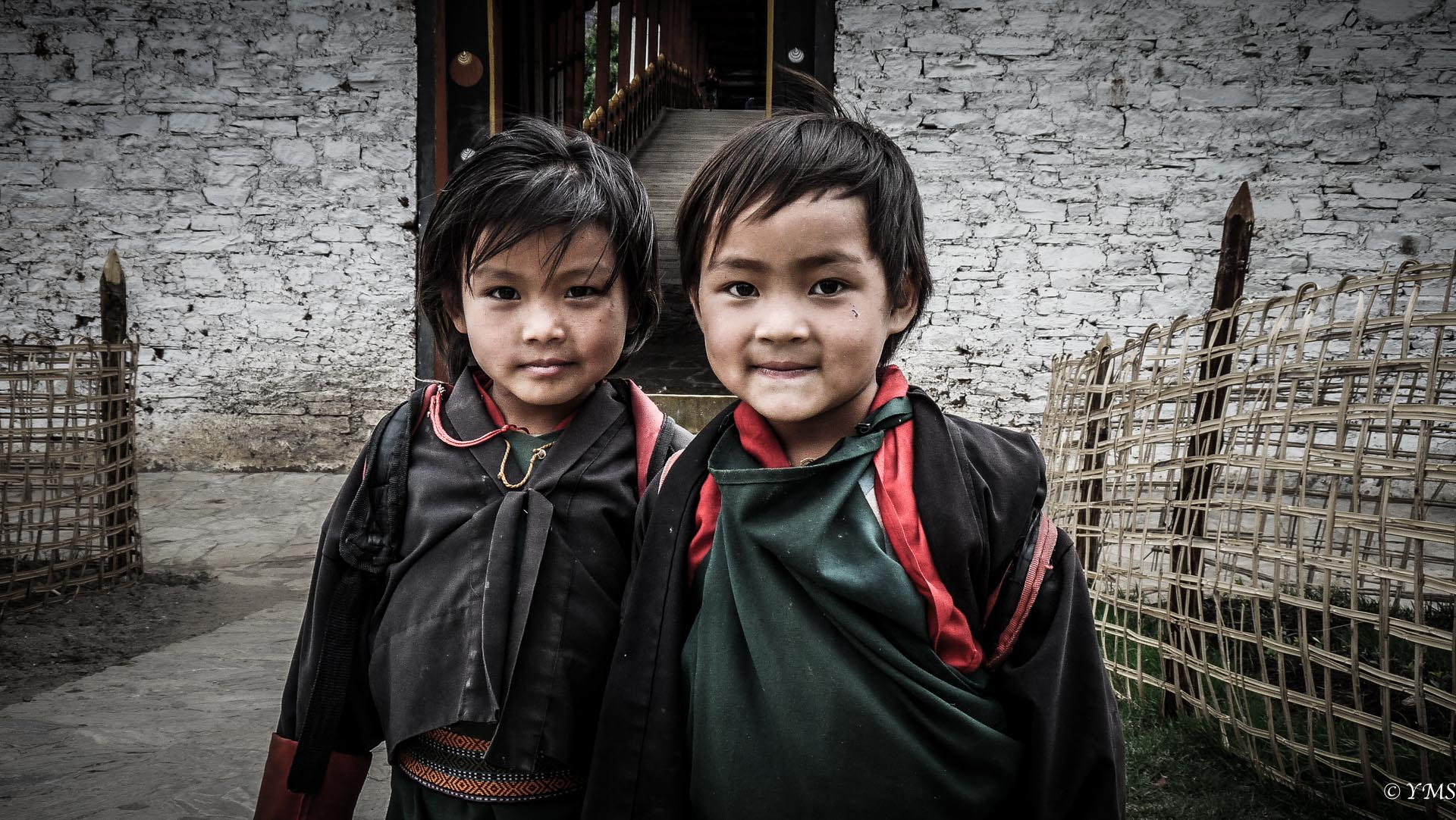 Bhutan - Dolls