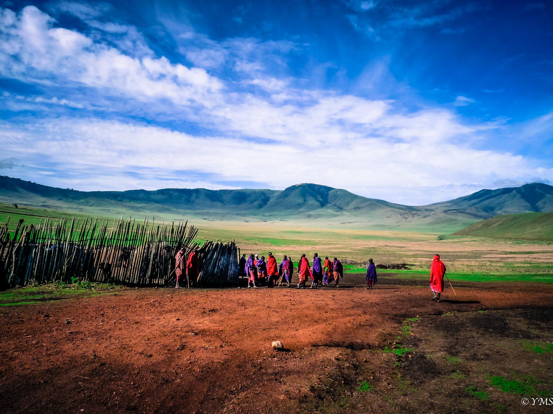 Tanzanie - Masai